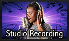 Recording Studio in Cincinnati Ohio for Singers Rappers